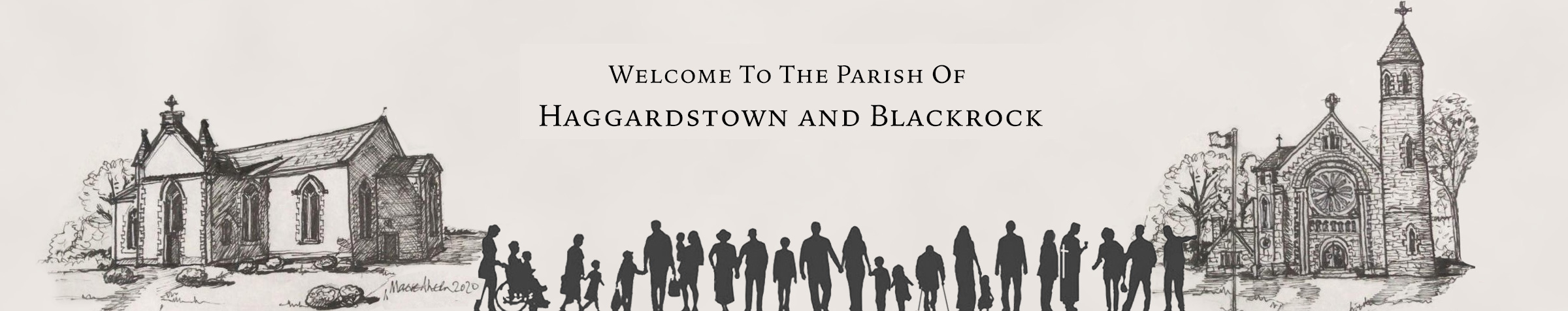 Welcome To The Parish Of  Haggardstown and Blackrock